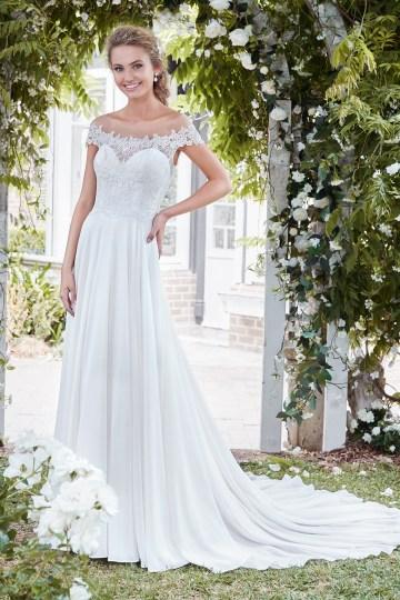 Most Loved Rebecca Ingram Wedding Dresses On Pinterest | Beatrice 1