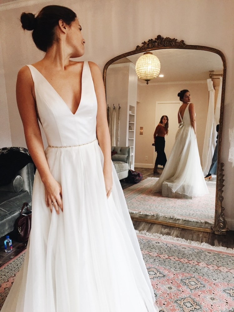 Real Bride Diary Claire Eliza Buys Her Dream Wedding Dress