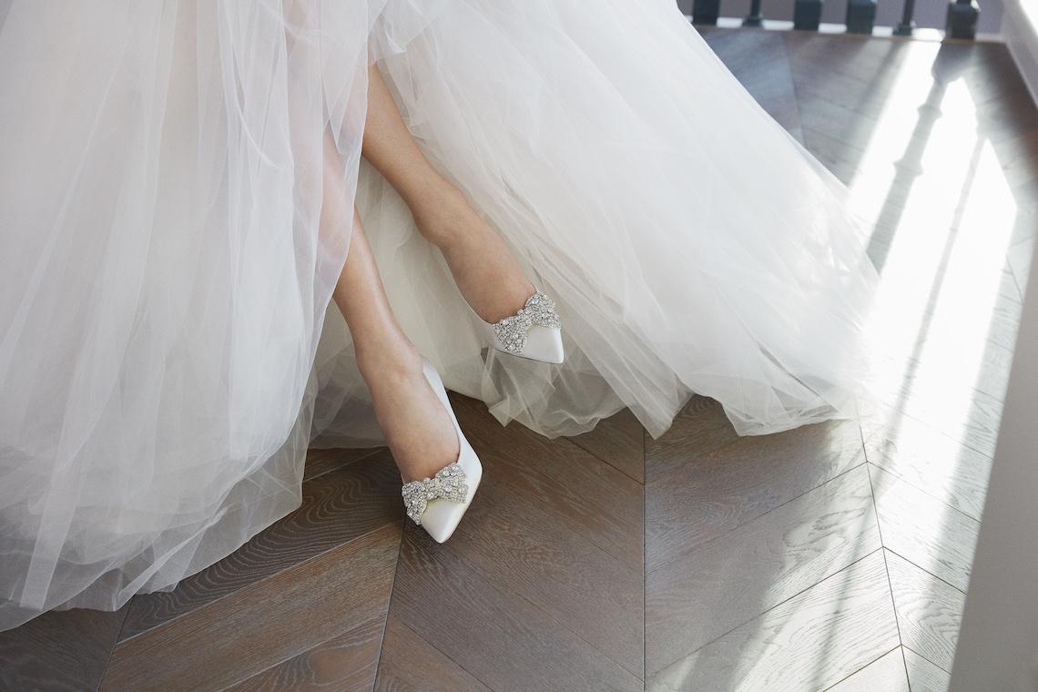 Everybody rejoice! Dune London Now Makes Glamorous Bridal Shoes!