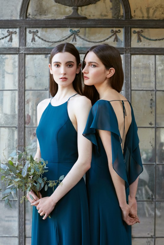 The Dazzling Jenny Yoo Dresses Your Bridesmaids Will Be Begging For | This Modern Romance 11