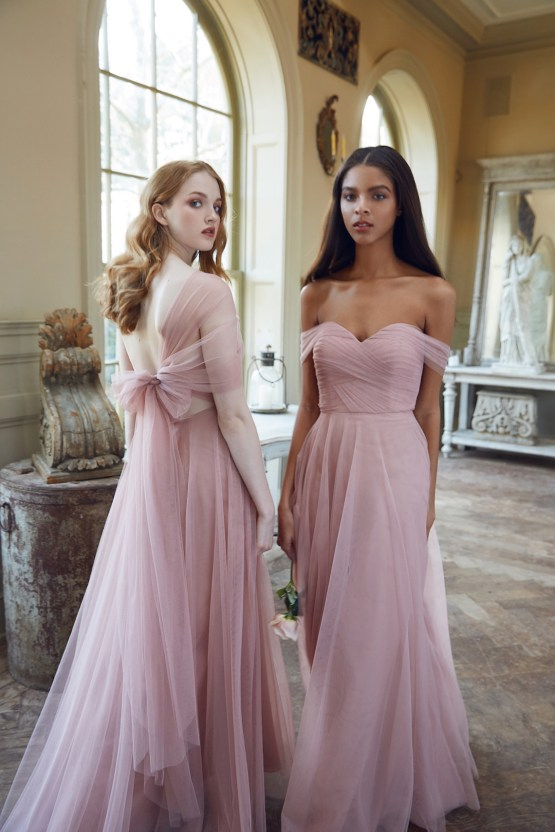 The Dazzling Jenny Yoo Dresses Your Bridesmaids Will Be Begging For | This Modern Romance 29