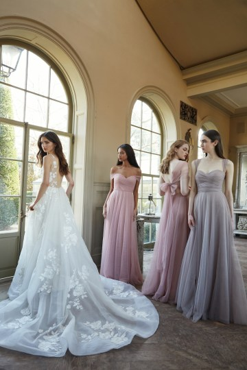 The Dazzling Jenny Yoo Dresses Your Bridesmaids Will Be Begging For | This Modern Romance 31