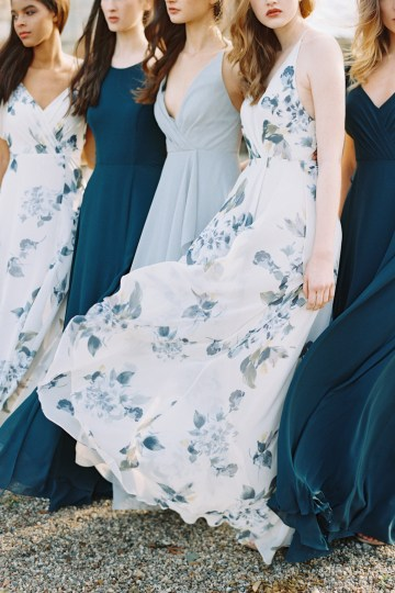 The Dazzling Jenny Yoo Dresses Your Bridesmaids Will Be Begging For | This Modern Romance 38