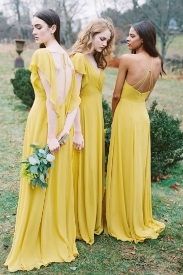 The Dazzling Jenny Yoo Dresses Your Bridesmaids Will Be Begging For | This Modern Romance 46