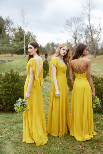 The Dazzling Jenny Yoo Dresses Your Bridesmaids Will Be Begging For | This Modern Romance 5