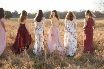 The Dazzling Jenny Yoo Dresses Your Bridesmaids Will Be Begging For | This Modern Romance 52
