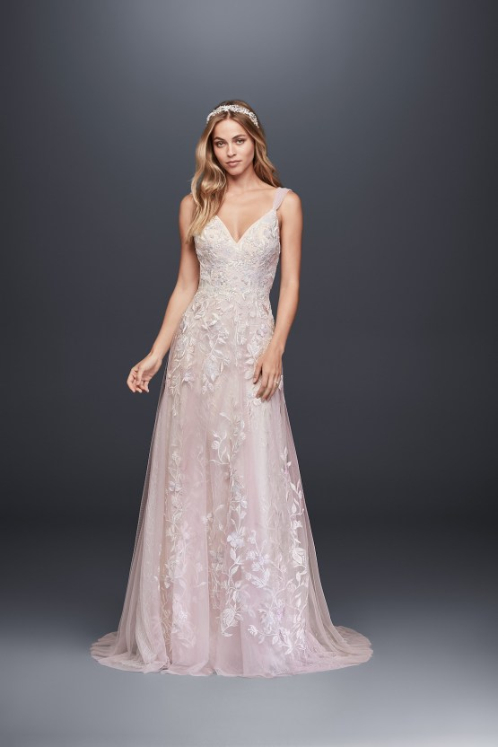 The Romantic Melissa Sweet Wedding Dress Collection From David's Bridal 10