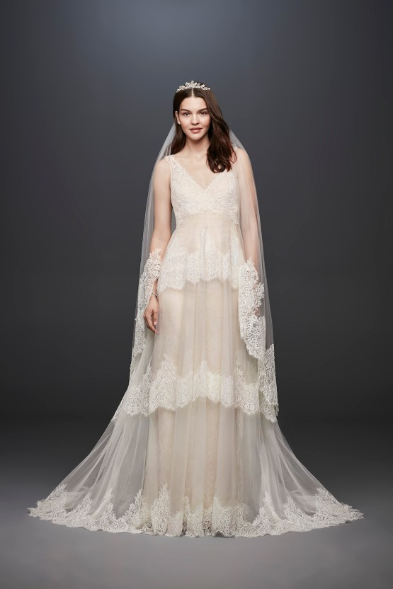 The Romantic Melissa Sweet Wedding Dress Collection From David's Bridal 13