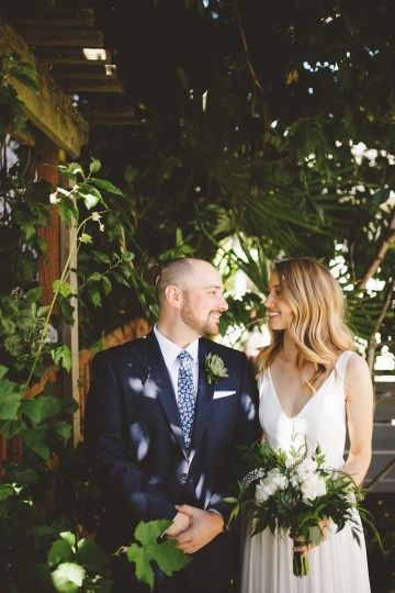 Tropical Urban Rooftop Wedding In Seattle | The Shalom Imaginative 26