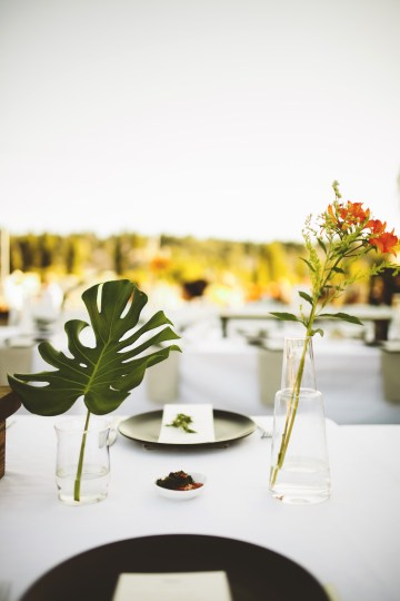 Tropical Urban Rooftop Wedding In Seattle | The Shalom Imaginative 41