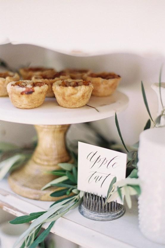 Vintage Lace; Pretty Wedding Ideas Featuring A Crepe Cake & Lamb's Ear Bouquet   Nathalie Cheng 35
