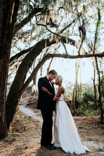 Woodsy Jewel-Toned Wedding Ideas (With A Circle Arch!) | Grind & Press Photography 50