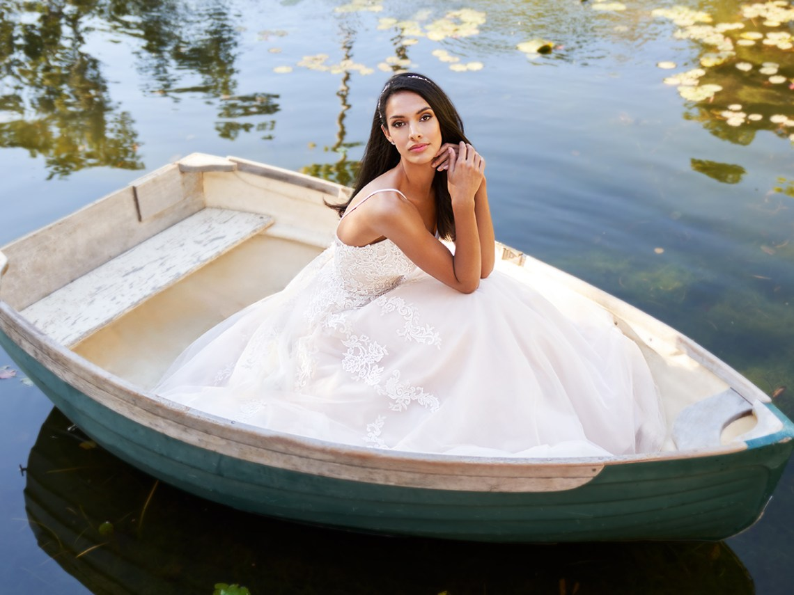 20 Tips For A Flawless Wedding Dress Shopping Experience | Moonlight Bridal Moonlight Collection 2