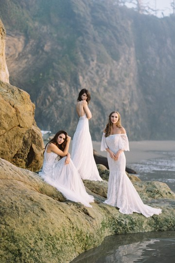 Allure Bridal's Dreamy Boho Wilderly Bride Wedding Dress Collection (And Giveaway!)   Brumwell Wells Photography 5