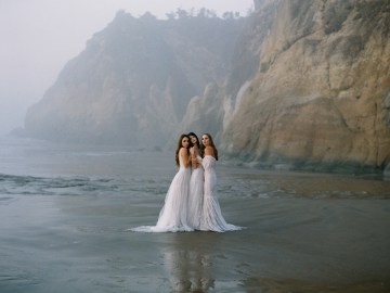 Allure Bridal's Dreamy Boho Wilderly Bride Wedding Dress Collection (And Giveaway!)   Brumwell Wells Photography 6