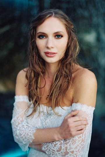 Allure Bridal's Dreamy Boho Wilderly Bride Wedding Dress Collection (And Giveaway!)   Brumwell Wells Photography   Stella 3