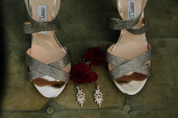Classic Romance; A Heartfelt Wedding Filled With Red Roses | T & K Photography 27