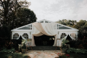 Classic Romance; A Heartfelt Wedding Filled With Red Roses | T & K Photography 7