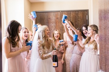 Gorgeous Chicago Ivy Room Wedding | Kristin La Voie Photography 3