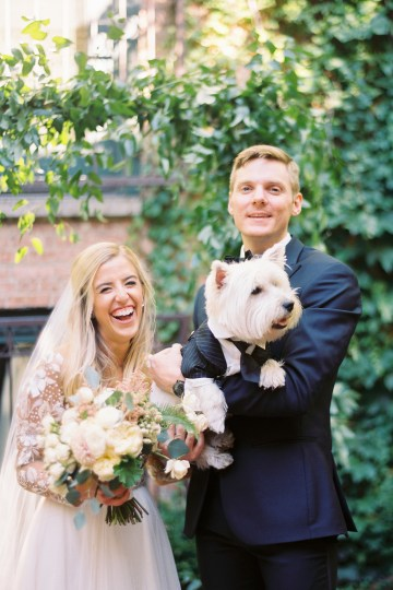 Gorgeous Chicago Ivy Room Wedding | Kristin La Voie Photography 56