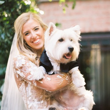 Gorgeous Chicago Ivy Room Wedding   Kristin La Voie Photography 57
