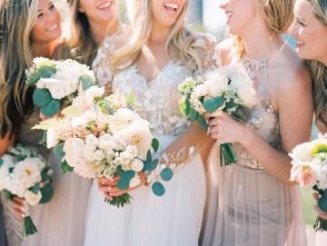 Gorgeous Chicago Ivy Room Wedding | Kristin La Voie Photography 6