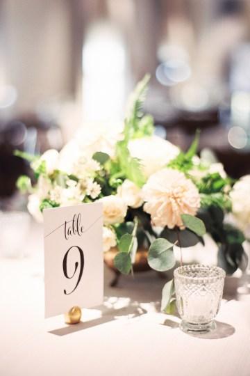 Gorgeous Chicago Ivy Room Wedding | Kristin La Voie Photography 70