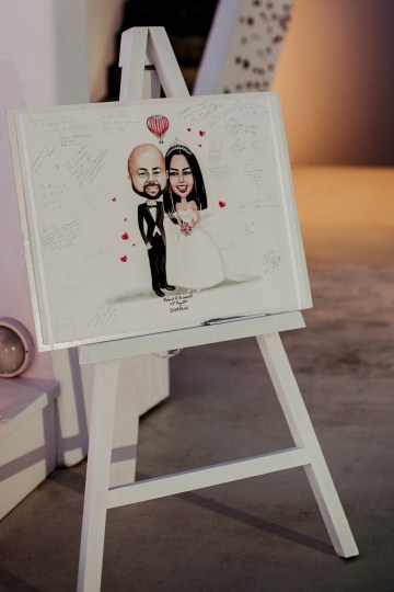 Intimate & Luxurious Cliffside Santorini Wedding   Stella and Moscha   Nikos Gogas 32