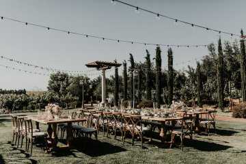 Lavish & Luxe California Winery Wedding | Amy Lynn Photography | Lyons Events 11