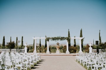 Lavish & Luxe California Winery Wedding | Amy Lynn Photography | Lyons Events 6