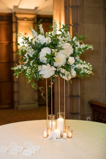 Practically Royal Luxe Chicago Cathedral Wedding | Christina G Photography | LOLA Event Productions 60