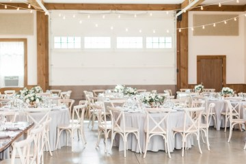 Pretty Pink DIY Barn Wedding With Loads Of Calligraphy Ideas | Audrey Rose Photography 10