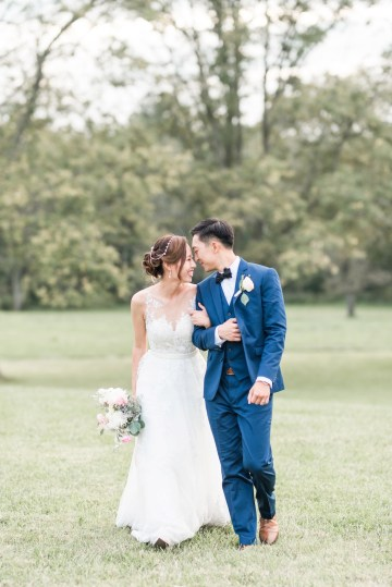 Pretty Pink DIY Barn Wedding With Loads Of Calligraphy Ideas | Audrey Rose Photography 72