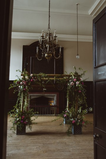 Romantic Wisteria Wedding Inspiration At Fulham Palace | Kitty Wheeler Shaw Photography 20