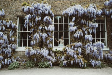 Romantic Wisteria Wedding Inspiration At Fulham Palace | Kitty Wheeler Shaw Photography 38