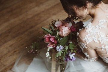 Romantic Wisteria Wedding Inspiration At Fulham Palace | Kitty Wheeler Shaw Photography 41