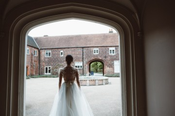 Romantic Wisteria Wedding Inspiration At Fulham Palace | Kitty Wheeler Shaw Photography 47
