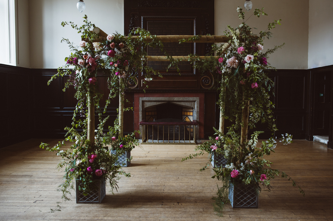 Romantic Wisteria Wedding Inspiration At Fulham Palace | Kitty Wheeler Shaw Photography 49