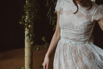 Romantic Wisteria Wedding Inspiration At Fulham Palace | Kitty Wheeler Shaw Photography 53