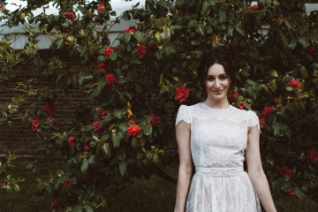 Romantic Wisteria Wedding Inspiration At Fulham Palace | Kitty Wheeler Shaw Photography 56