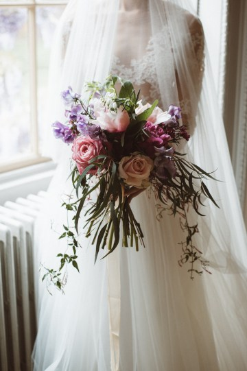 Romantic Wisteria Wedding Inspiration At Fulham Palace | Kitty Wheeler Shaw Photography 9