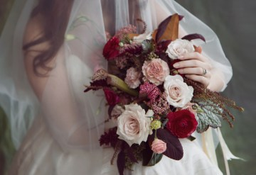 Rose Gold; Romantic Wedding Ideas With Stunning Headpieces | Flavelle & Co 4