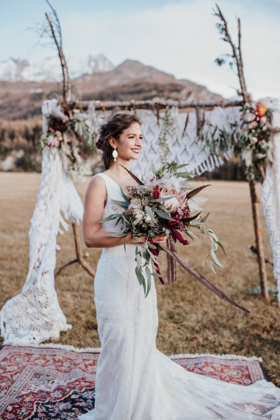 Southwestern Boho Wedding Inspiration In The Swiss Alps | Jaypeg Photogaphy 52