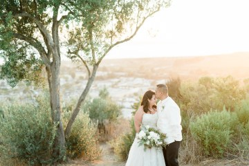 Sparkling Pink & Gold California Wedding | Haley Richter Photography 19