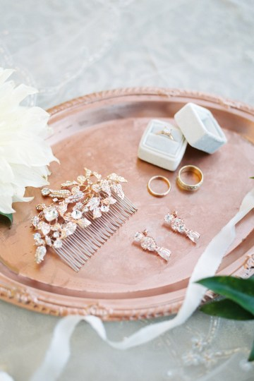 Sparkling Pink & Gold California Wedding | Haley Richter Photography 23