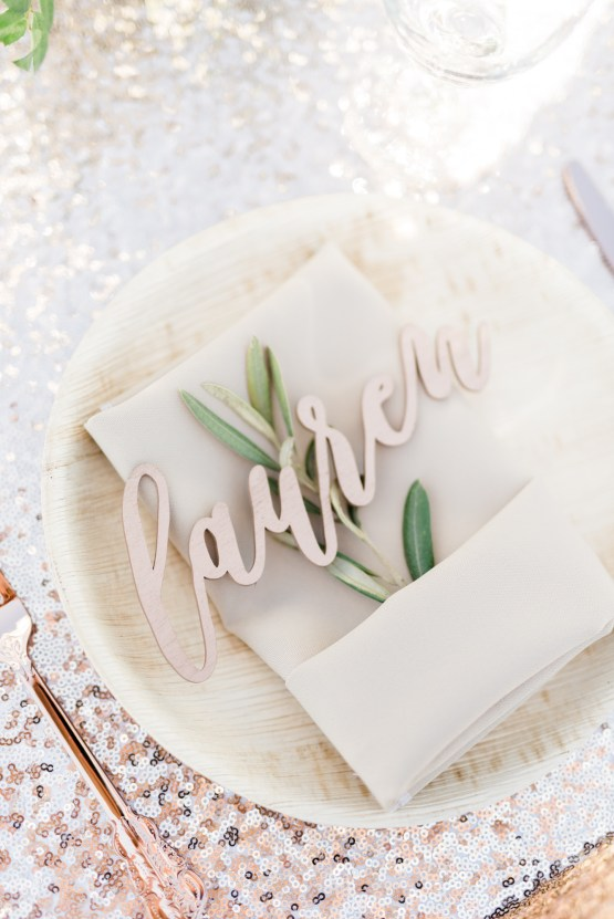 Sparkling Pink & Gold California Wedding | Haley Richter Photography 69