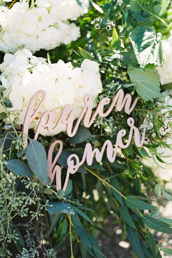 Sparkling Pink & Gold California Wedding | Haley Richter Photography 71