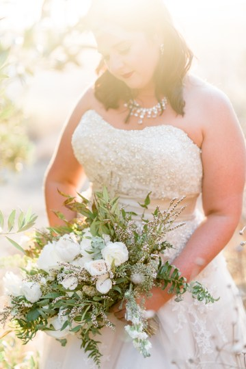 Sparkling Pink & Gold California Wedding | Haley Richter Photography 81
