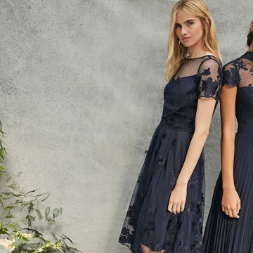 Stylish, Lace Dresses From Coast Perfect For Mix & Match Bridesmaids 3