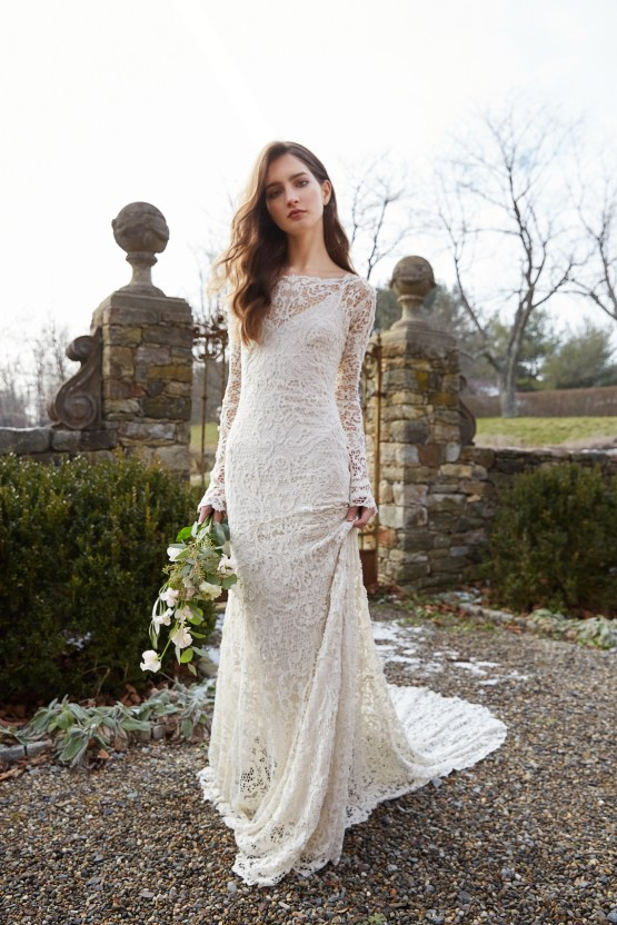 The Romantic & Luxurious Jenny Yoo Bridal Wedding Dress Collection 21
